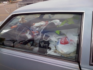 how to be a hoarder